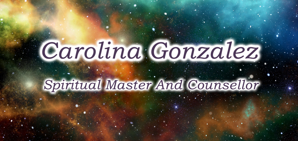 Carolina Gonzalez - Spiritual Master And Counsellor Banner
