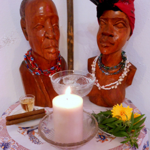 Offering To The Ancestors
