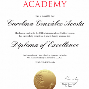 Old Masters Academy Diploma