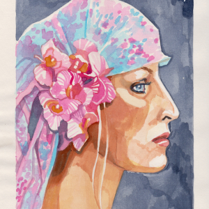 Orchid Lady (2017)